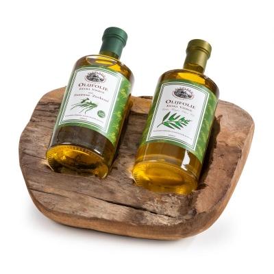 Griechiches Oliven Paar